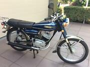 1972 YAMAHA LS3 100 Motor Cycle Buderim Maroochydore Area Preview