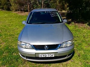 2002 Holden Vectra CD V6 Manual Hatch Immaculate 3 months Rego Woodbine Campbelltown Area Preview
