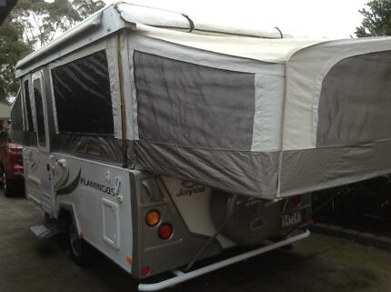 JAYCO FLAMINGO  ST Berwick Casey Area Preview