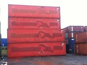 MASSIVE SAVING!!!! 40ft High Cube Shipping Containers in Sydney Tempe Marrickville Area Preview