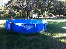 Above Ground Swimming Pool Beenleigh Logan Area Preview
