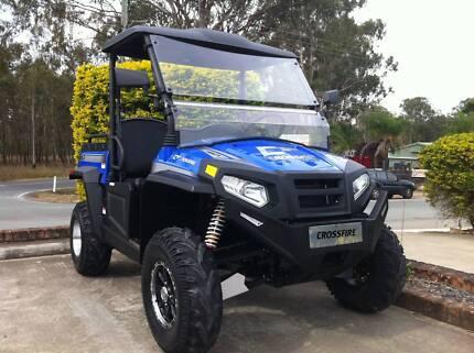 CROSSFIRE 500GT 4WD UTV - BRAND NEW!