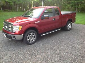 2013 Ford F-150 XLT 4x4 with new MVI
