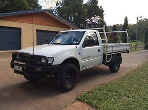 2000 Holden Rodeo 4x4 Gordonvale Cairns City Preview