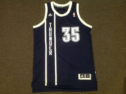 NBA Basketball Jersey Thunder