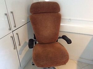 Executive office chair Greenwich Lane Cove Area Preview