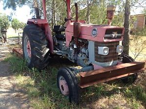 Tractor and slasher Glendon Brook Singleton Area Preview