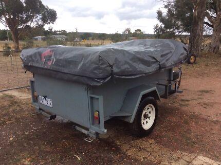 Get around camper trailer
