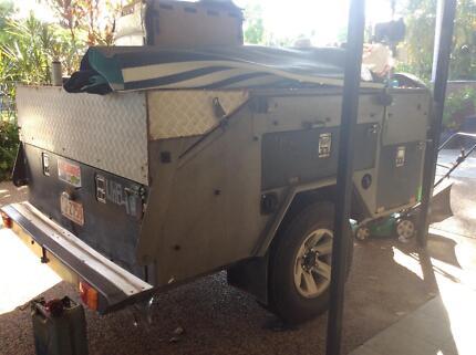 6x16 hard top camper ( custom made )