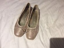Ballet flat Annapelle shoes size 9 worn once Gerringong Kiama Area Preview