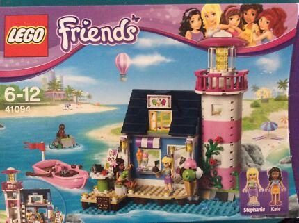 LEGO Friends, Heartlake Lighthouse 41094, complete set, exc cond.