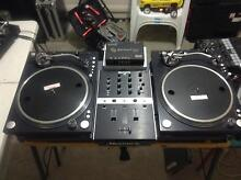 Stanton st150 turntable, Numark X5 Mixer and Serato SL1 DVS Combo Blacktown Blacktown Area Preview