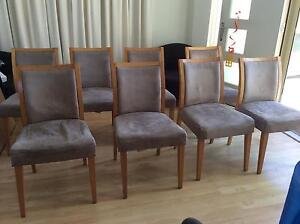 DINING CHAIRS .....$30 each Beverley Park Kogarah Area Preview