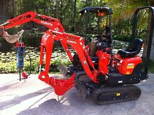 Mini and Micro Excavator Hire Elanora Gold Coast South Preview