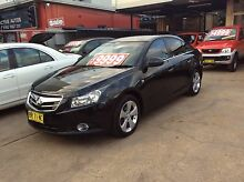 2010 Holden Cruze Sedan Homebush Strathfield Area Preview