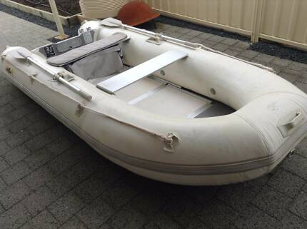 Inflatable Boat (3.3m) and 5HP outboard