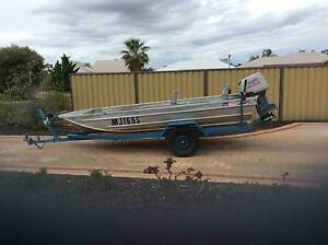 *14FT (4.3M) 'RIVERMATE' VEE NOSE DINGHY WITH 30HP YAMAHA MOTOR* Renmark Renmark Paringa Preview