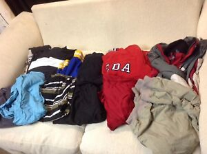 Guys clothing lot
