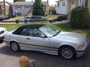 Vente d une BMW328 i Cabriolet. 1999........VENDU..merci