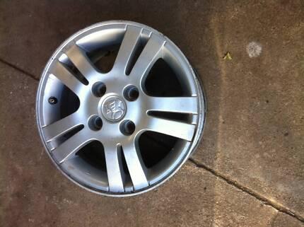 Holden Barina Astra Mag Wheels