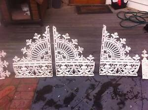 Original Wrought Iron for front porch Williamstown Hobsons Bay Area Preview