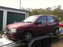 Holden Barina Clarence Town Dungog Area Preview
