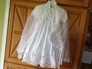 NEW Baptism/Christening Gown. Size-9/12 Months.