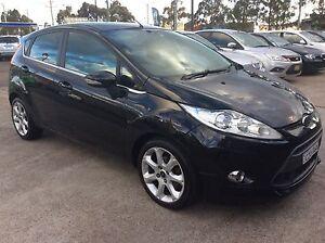 2010 Ford Fiesta Zetec 5 Door Hatchback Sandgate Newcastle Area Preview