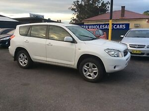 2006 Toyota RAV4 CV 4x4 Wagon Sandgate Newcastle Area Preview