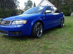 Audi S4 v8 4.2 2004 pas de** MOTEUR **