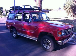 1985 Toyota LandCruiser Wagon Benalla Benalla Area Preview