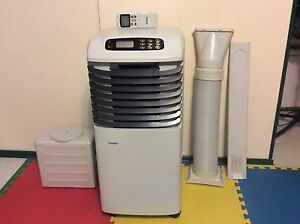 Portable 8000 BTU Air Conditioning unit with remote control