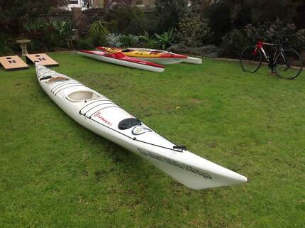 Mirage 730 Double Sea Kayak Ocean Grove Outer Geelong Preview