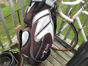 Set of golf clubs - 2 bags