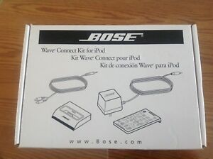 Bose Wave Connect Kit for iPod