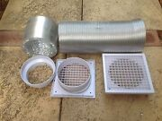 200 mm diam EXHAUST VENT DUCTING Applecross Melville Area Preview
