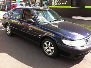 1999 Saab 9-3 Sedan (SN: 010 - URY-490) Preston Darebin Area Preview