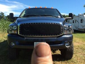 2007 Dodge slt megacab 5.9 diesel - reduced $