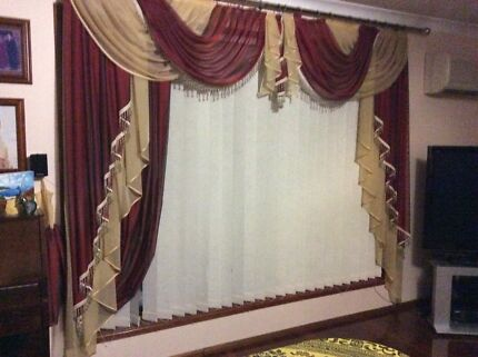 Wanted: Draped Curtains