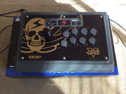 Mad Catz TES+ Fightstick Spares or Repairs
