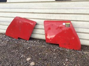 Fenders for #  884 International Tractor
