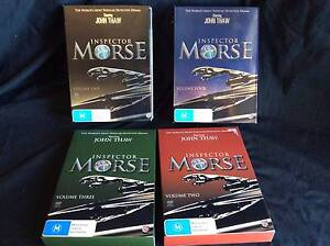 Inspector Morse Boxed Sets Bayswater Knox Area Preview