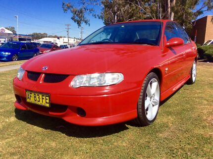 2001 Holden Commodore VX S V6 Auto Sports Sedan 3 Months rego