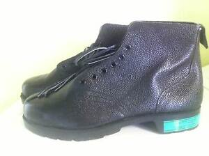 Work Boots - Mens Leather Steel Cap Yokine Stirling Area Preview
