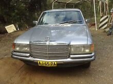 1980 Mercedes-Benz 280 Sedan North Nowra Nowra-Bomaderry Preview