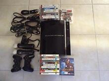PlayStation 3 with games Thornton Maitland Area Preview