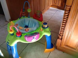 Musical  excersaucer for $25 only.