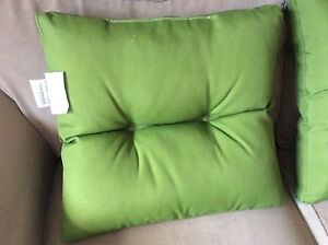 6 Brand New Outdoor, or indoor cushions