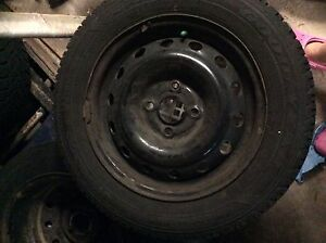 Winter Tires. 14. With winter rims