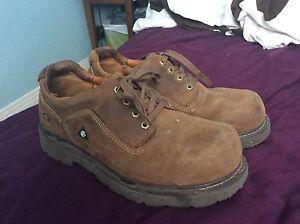 Steel toe boots cap dacier